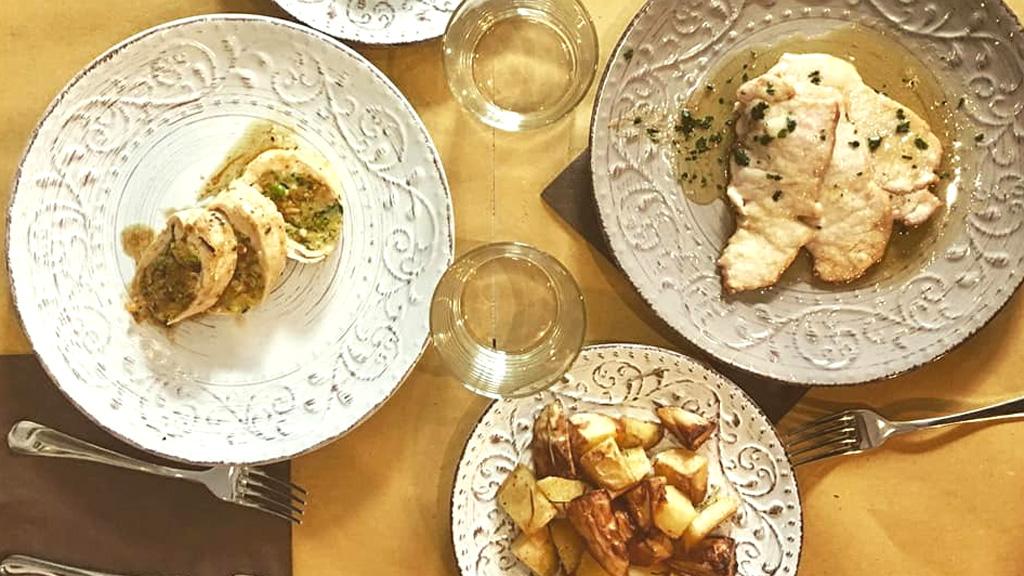 El Licinsì KM0 pausa pranzo